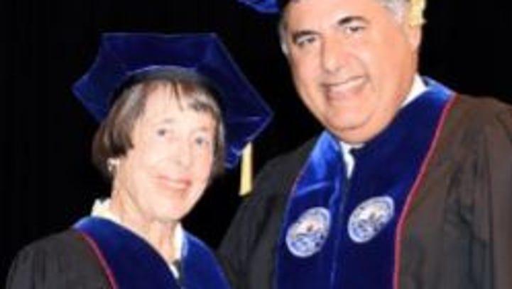 Harbor Branch's first managing director, board member emerita Marilyn C. Link dies at 94