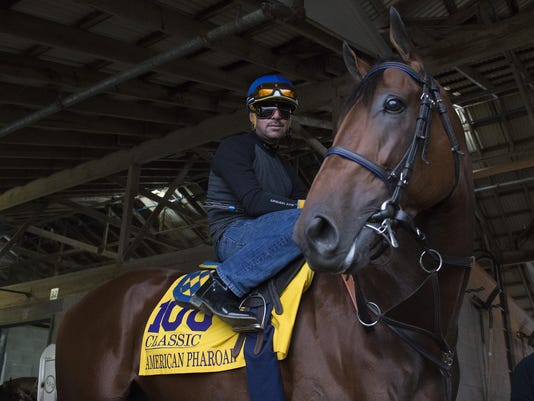 Breeder's Cup Workouts