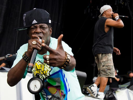 Public Enemy at Made in America