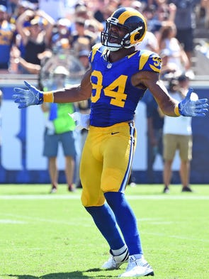 DE Robert Quinn: Traded from Rams to Dolphins