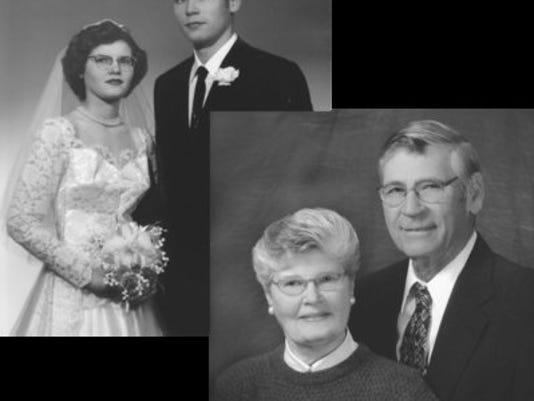 Anniversaries: Robert Garing & Barbara Garing