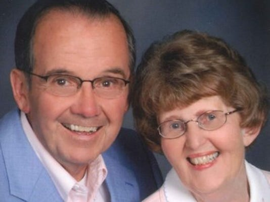Anniversaries: Robert Thornburg & Sandra Thornburg