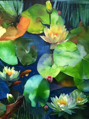 9th Annual Power of the Flower exhibition is at the Markeim Arts Center in Haddonfield.