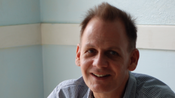 Phoenix author Paul Mosier.