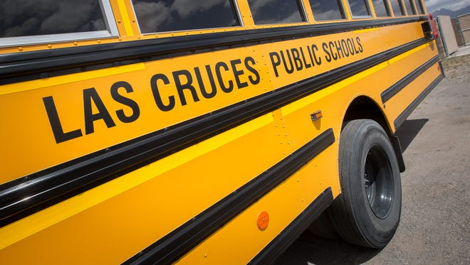 Las Cruces Public Schools bus service is provided by STS of New Mexico, a private company.