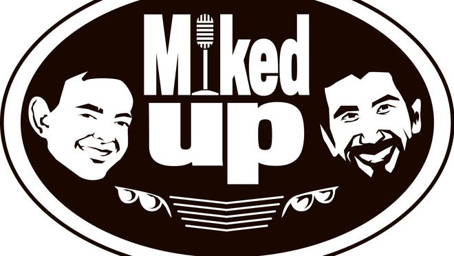 Miked Up logo