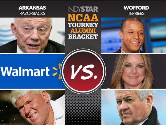Arkansas vs. Wofford