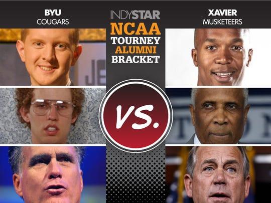 BYU vs. Xavier