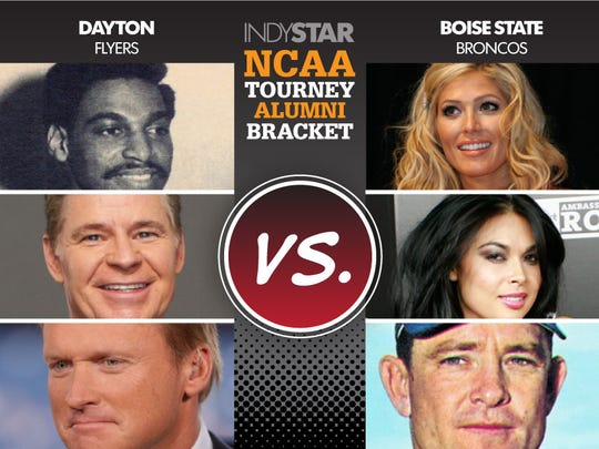Dayton vs. Boise State