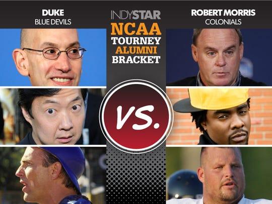 Duke vs. Robert Morris