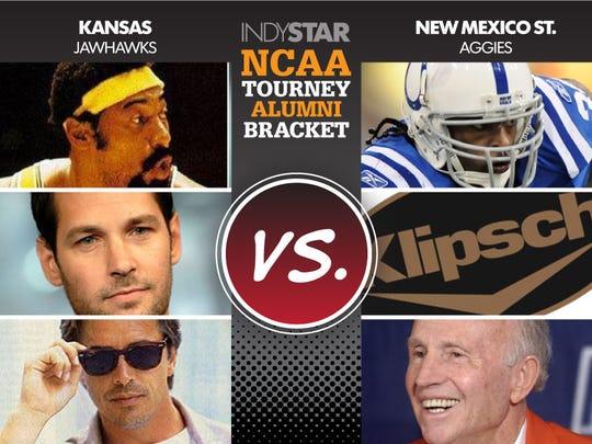 Kansas vs. New Mexico State