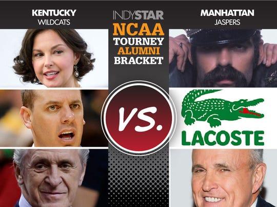 Kentucky vs. Manhattan