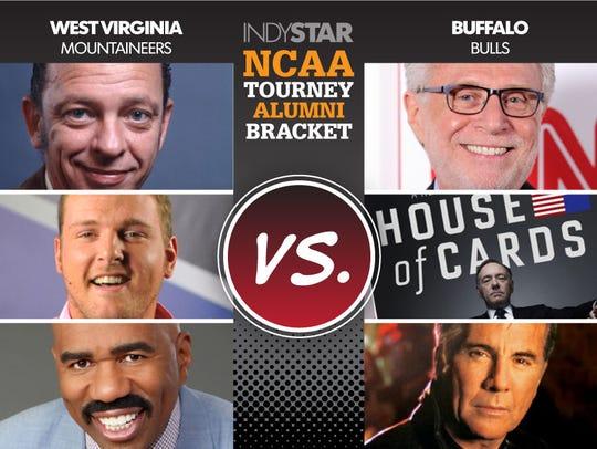 West Virginia vs. Buffalo