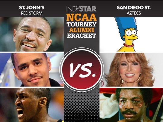 St.. John's vs. San Diego State