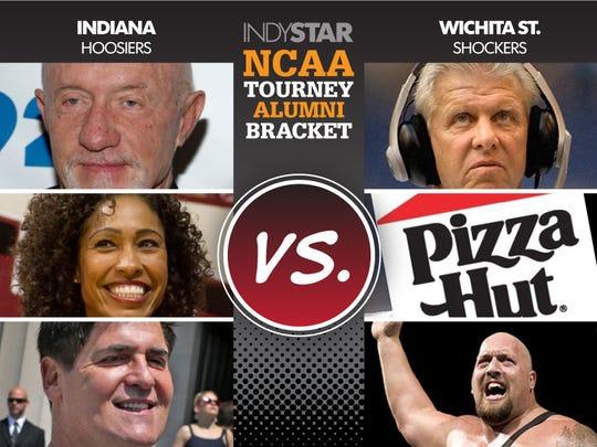 Indiana vs. Wichita State