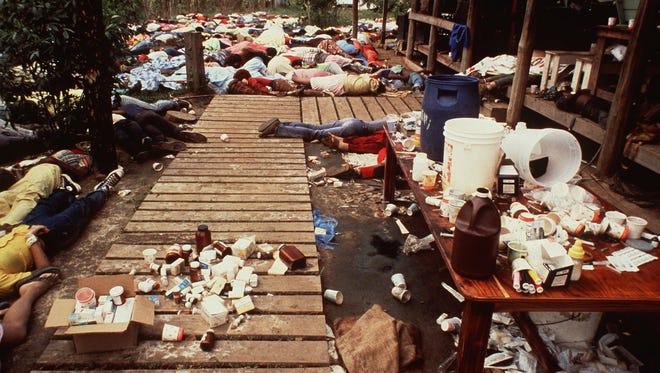 Dateline NBC' looks at Jim Jones and the Jonestown Massacre