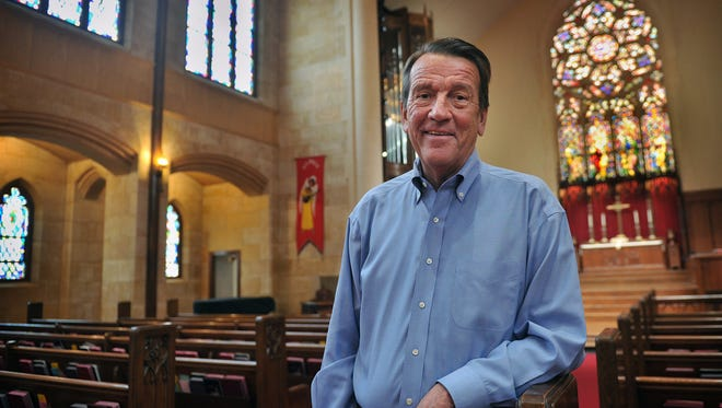 Rev. Paul Goodrich is retiring from First United Methodist Church after a 43-year career as a pastor.