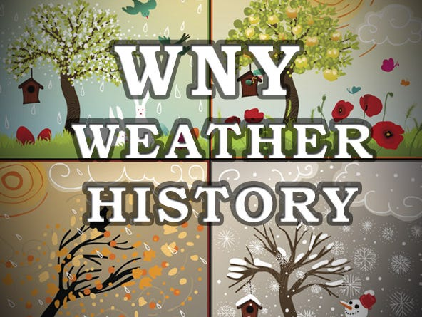this week in western new york weather history