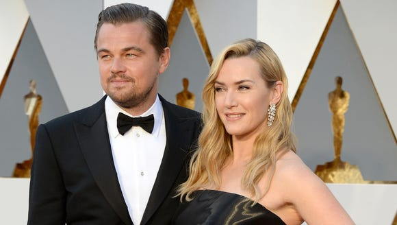 Leonardo DiCaprio and Kate Winslet forever!