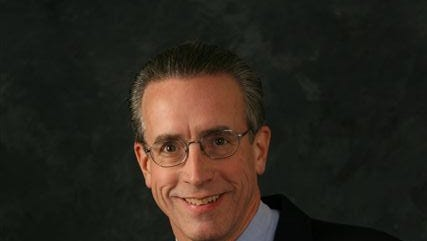 Stephen Quigley, Democratic Tuckahoe trustee running for re-election in 2014. Four candidates are running for two seats on the board.