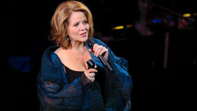 """Churchville native Renee Fleming is returning to her alma mater, Eastman School of Music, for a Nov. 12 performance of """"Letters From Georgia,"""" a collaborative project composed by fellow Eastman alum Kevin Puts."""