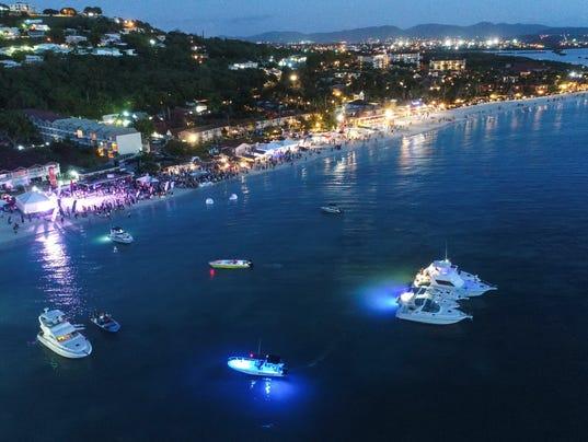 50th Antigua Sailing week 2017