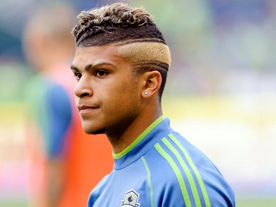 DeAndre Yedlin's hair has reached iconic status.