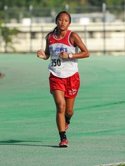In this file photo, Jenna Han competes in an Independent