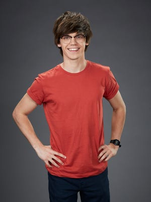 THE VOICE -- Season: 3 -- Pictured: Mackenzie Bourg -- (Photo by: Paul Drinkwater/NBC)