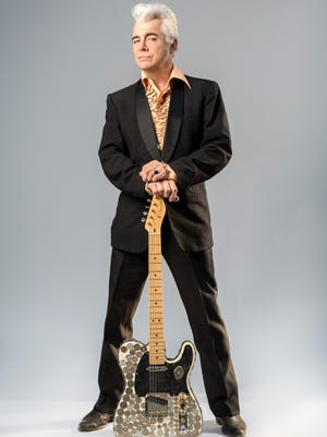 Honky-tonk troubadour Dale Watson is in concert May 6 at Door County Brewing Co. Music Hall.