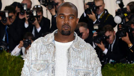 In this May 2, 2016 file photo, Kanye West arrives at The Metropolitan Museum of Art Costume Institute Benefit Gala. West suffered a breakdown in 2016.