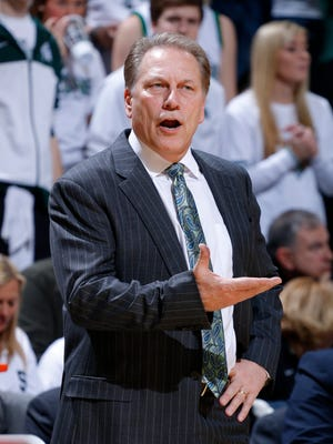 Michigan State coach Tom Izzo has another reason to hate Twitter.