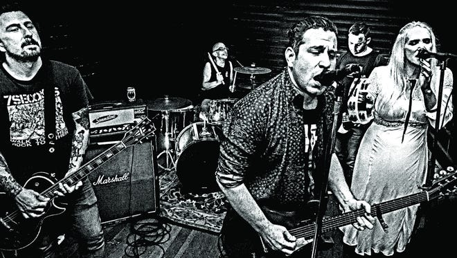 """Smalltalk will celebrate their album """"Plus!"""" with two Asbury Park shows on Friday."""