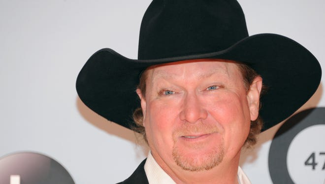 Main stage entertainment at the Martin County Fair includes two country singers, Tracy Lawrence (pictured) on Feb. 12 and  William Michael Morgan on Feb.16.