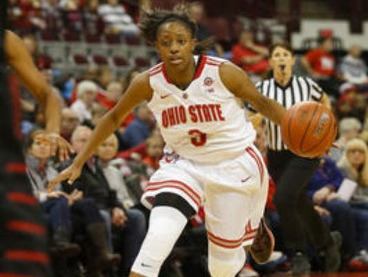 Kelsey Mitchell was named the National Freshman of the Year last season.