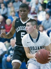 Ethan Shreffler will be counted on to help try and lead Chambersburg to a second-straight Mid Penn Commonwealth title.