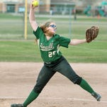 Elaina McClellan pitched Howell to its 10th win in 11 tries in the KLAA West this season in Monday's 7-2 win at Waterford Mott.
