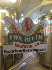 Fox River Brewing Co. brews beer at its original location