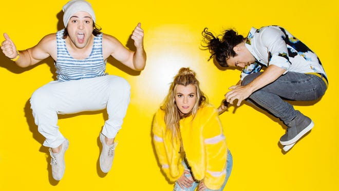 """The Band Perry will release new single """"Live Forever"""" Friday."""