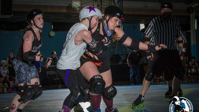 The Cornfed Derby Dames will conclude their seventh season with a home bout July 8.