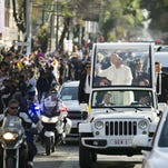 Pope Francis to visit Juarez