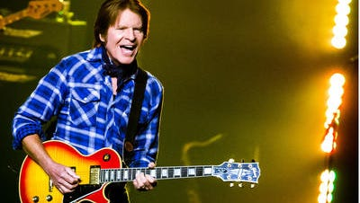 Rock and Roll Hall of Famers John Fogerty (pictured) and ZZ Top are joining forces for a tour that will come to the Mid-South on June 16.