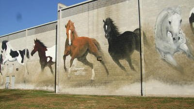 Hey Answer Man: Will new owner of movie theater keep the horse mural?