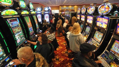Casinos across Mississippi saw big drops in revenue in May, dipping by 10.6 percent compared to the year before.