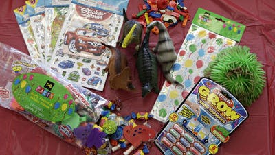 Everything for a 4 year old boy's 4th birthday party from Dollar General store. Dollar General CEO Rick Dreiling plans to retire from that post next year.