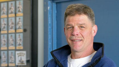 Rochester hockey icon Al Vyverberg, 59, is now facilities manager at Village Sports in Perinton.