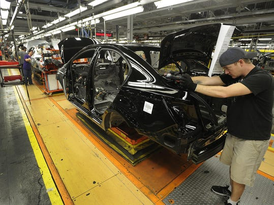 Gm to cut 100 more jobs at orion assembly for General motors it jobs