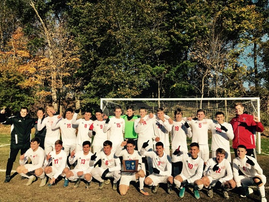 Pompton Lakes won the North 1, Group 1 title in boys soccer.