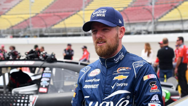 NASCAR Xfinity Series driver Justin Allgaier will have a new crew chief for the championship race.