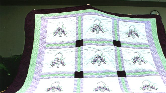St. Peter the Fisherman Catholic Church in Mountain Home will host it's annual Quilt Show and Craft Fair from 9 a.m. to 3 p.m. at the church, located at 249 Dyer St. in Mountain Home. Admission to the event is free and a drawing will be held for a queen-size quilt.